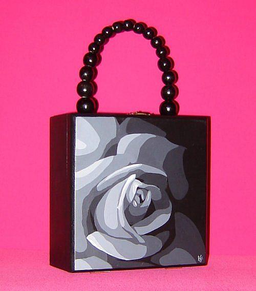 Art: Forbidden Love Purse by Artist Kris Jean