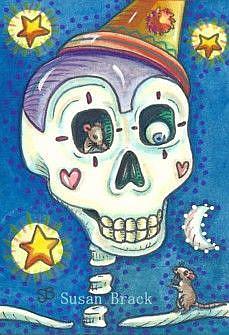 Art: ONE EYE JACK by Artist Susan Brack