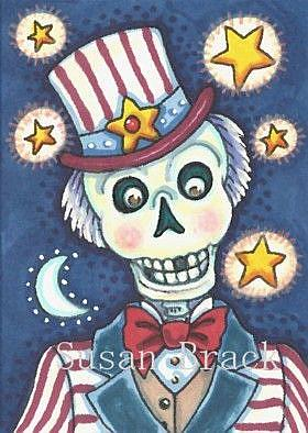 Art: UNCLE SAMMY WANTS YOU by Artist Susan Brack
