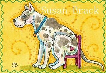 Art: SIT by Artist Susan Brack