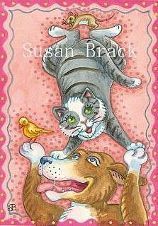 Art: TALENT SHOW by Artist Susan Brack