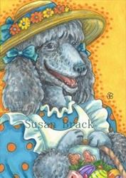 Art: DOG BISCUITS AND EASTER EGGS by Artist Susan Brack