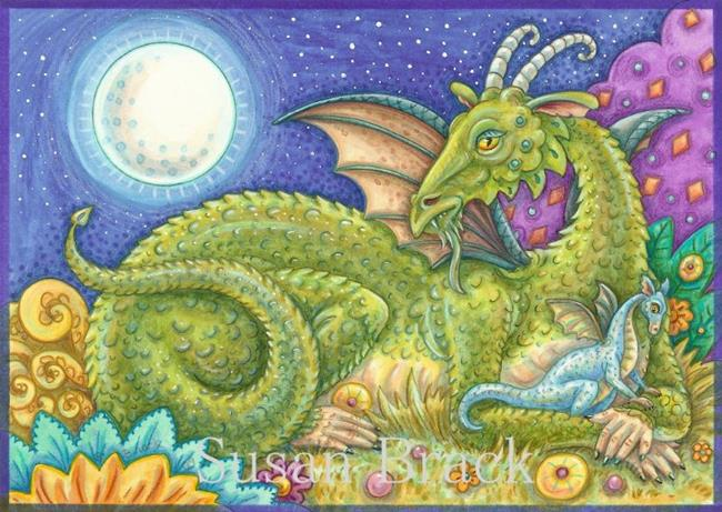Art: NEXT GENERATION by Artist Susan Brack