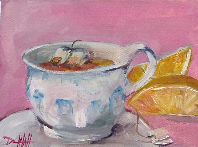 Art: IMG_tea-with-lemon-0660_edited-1.jpg by Artist Delilah Smith