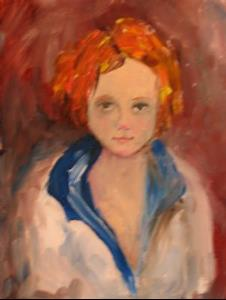 Detail Image for art Sally