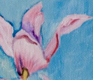 Detail Image for art Clyclamen No2
