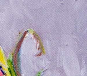Detail Image for art Rose Bud No 2