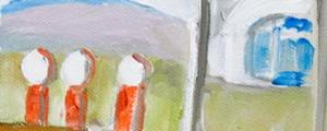Detail Image for art Back on the Road Again-sold