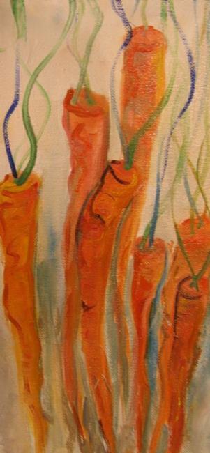 Art: Carrots by Artist Delilah Smith
