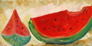 Detail Image for art Watermelon-sold