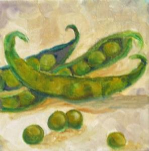 Detail Image for art Pea Pods