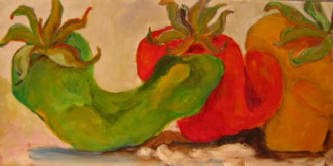 Art: Hot Ones by Artist Delilah Smith