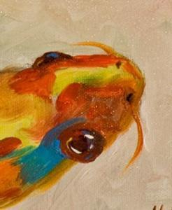 Detail Image for art Koi