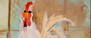 Detail Image for art Chicken Pen