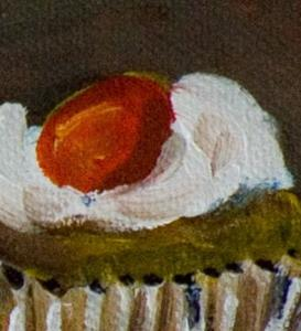 Detail Image for art Jelly Bean Cupcakes