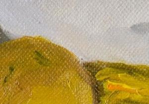 Detail Image for art Summer Squash-sold