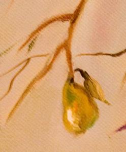 Detail Image for art A Partridge in a Pear Tree