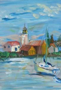 Detail Image for art The Harbor