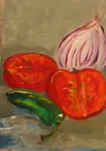 Detail Image for art Salsa