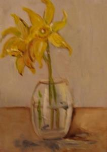 Detail Image for art Daffodils