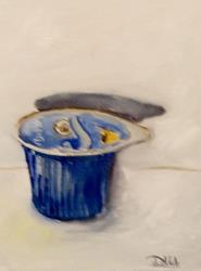 Art: French Vanilla-sold by Artist Delilah Smith