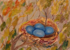 Detail Image for art The Nest