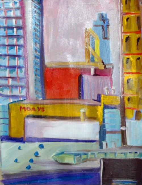 Art: Macys by Artist Delilah Smith