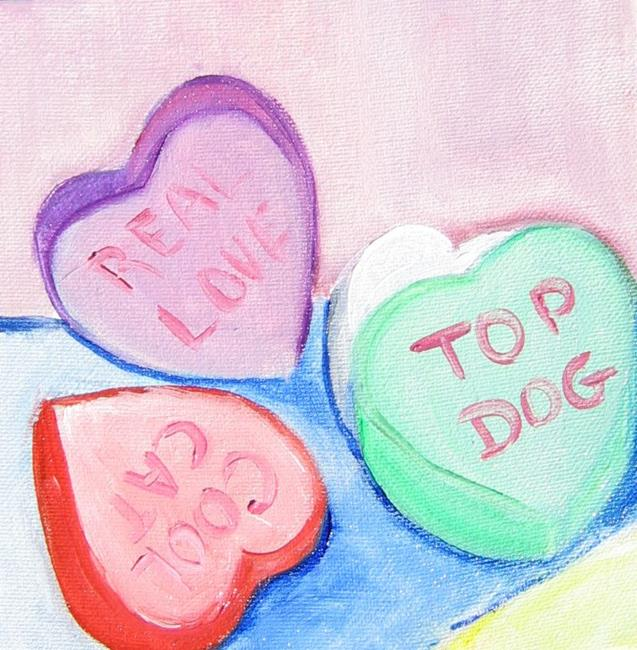 Art: Top Dog by Artist Delilah Smith