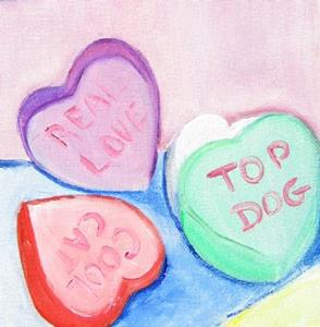 Detail Image for art Top Dog