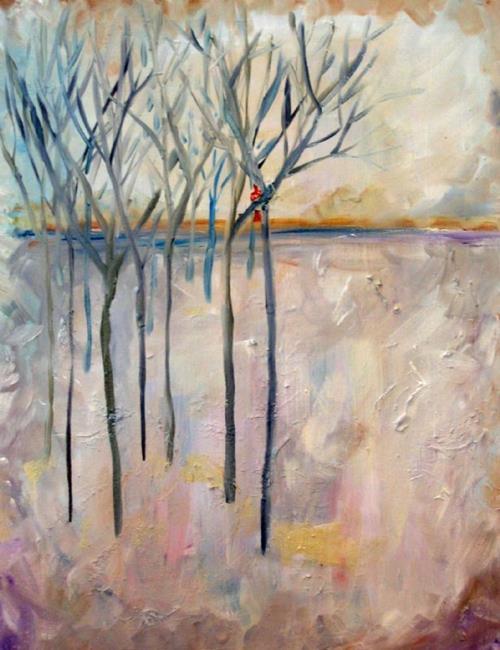 Art: Dream Trees by Artist Delilah Smith