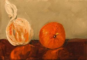 Detail Image for art Two Oranges