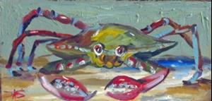 Detail Image for art Crabby Billie No. 3