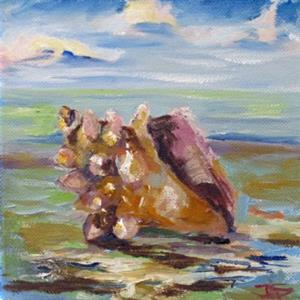 Detail Image for art Conch