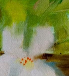 Detail Image for art White Flowers