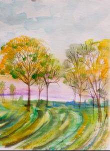 Detail Image for art Spring Planting
