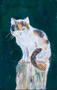 Detail Image for art Pole Cat