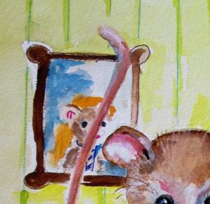 Detail Image for art Valentine Mouse