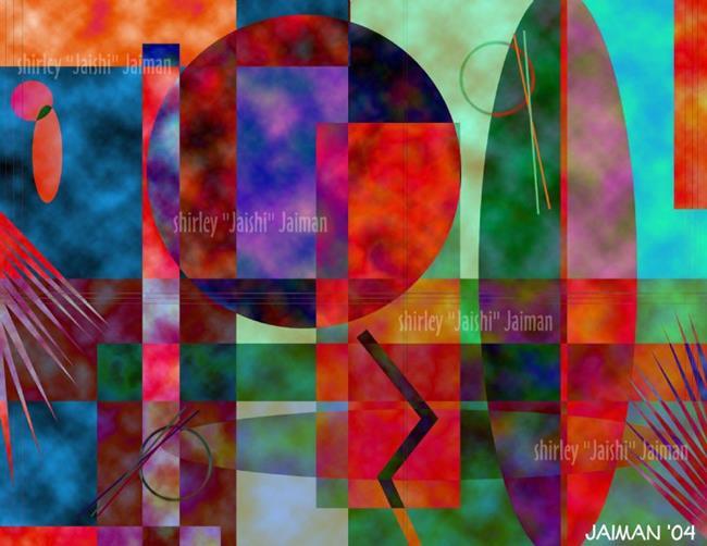 Art: Sound of Music by Artist Shirley Inocenté