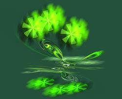 Art: Luck of the Irish by Artist christi lynn schwartzkopf
