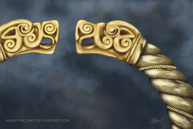 Art: For Gotland by Artist Amanda Makepeace