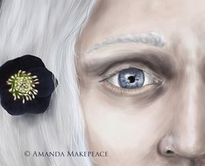 Detail Image for art Hellebore Witch