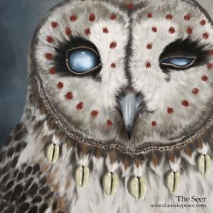 Detail Image for art The Seer