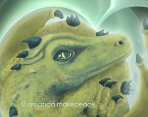 Detail Image for art The Dragon's Egg