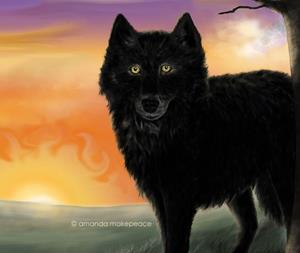 Detail Image for art Skoll and Hati