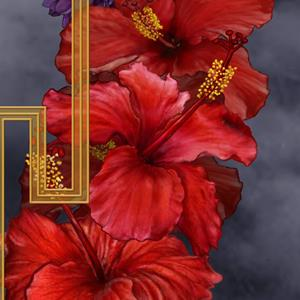 Detail Image for art Flowers for Kali Ma