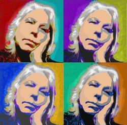 Art: me, myself, and I, and I by Artist Harlan