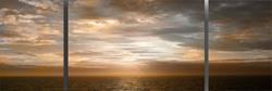 Art: Sunrise on the First Day by Artist Carolyn Schiffhouer