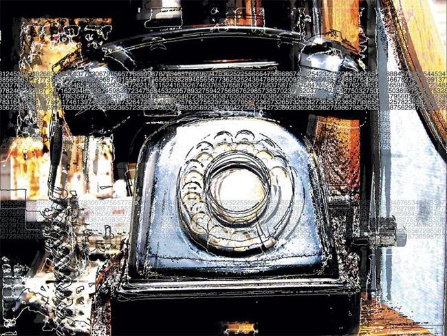 Art: dial by Artist Richard R. Snyder