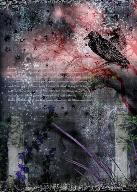 Art: Dreamlike State by Artist Aimee Marie Wheaton