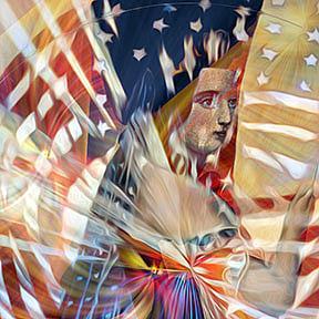 Detail Image for art Standard Bearer